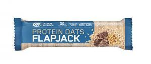 protein oats flapjack